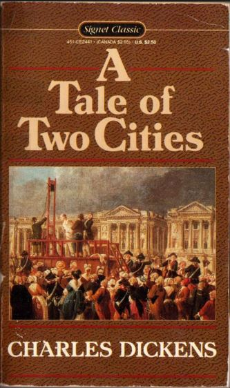 tale of 2 cities book